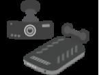 Видеорегистраторы, камеры, радары