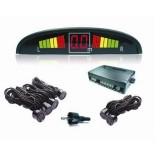 Парктроник AVS PS-126 (6 датчиков, цветной светодиодный дисплей с цифровым табло)