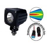 """Светодиодные фары """"OFF-Road"""" AVS Light SL-1410A (SL-1237A) (10W) серия """"Extreme Vision"""""""