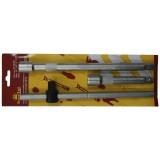 Набор удлинителей с Т-образным воротком KingTul kraft KT-3022K  3пр. (125мм, 250мм) 1/2
