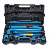 Набор гидравлического оборудования для кузовных работ профи 10т KINGTUL profi KT-0010 в кейсе