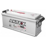 Автомобильный обслуживаемый аккумулятор гибридный АКТЕХ ТТ 140