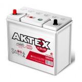 Автомобильный обслуживаемый аккумулятор АКТЕХ Азия 45