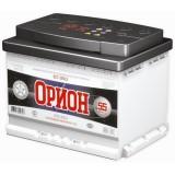 Автомобильный обслуживаемый аккумулятор ОРИОН 55
