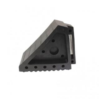 Башмак противооткатный Forsage TRTS001 резиновый с ручкой (длина - 170мм, ширина - 100мм, высота - 150мм),  к-т 1шт