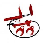 Съемник пружин гидравлический 1т Torin Big Red TRK3211