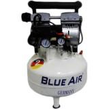 Компрессор безмасляный Blue Air BA-30MH (ресивер 20л, 750w, 150L/min)
