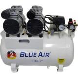 Компрессор безмасляный Blue Air BA-50MH (ресивер 50л, 1,5kw, 310L/min+влагоотделитель)