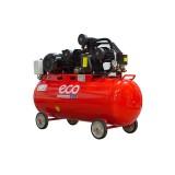 Компрессор ECO AE-1500-30HD трехцилиндровый (3.0кВт, ресивер 150л, 380В)