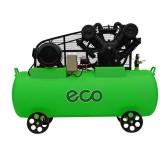 Компрессор ECO AE 3002 поршневой (7.5кВт, ресивер 300л, 380В)