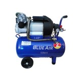Компрессор Blue Air BA-50/2 двухцилиндровый (2.2кВт, ресивер 50л, 220В)