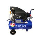 Компрессор Blue Air BA-24 поршневой с прямым приводом (1.5кВт, ресивер 24л, 220В)