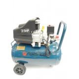 Компрессор Forsage BM25/50 поршневой с прямым приводом (1.5кВт, ресивер 50, 220В)