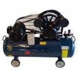 Компрессор Forsage TB390-300 3-х поршневой с ременным приводом (7.5кВт, ресивер 300л, 380В)