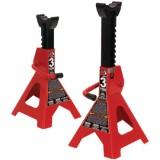 Подставка ремонтная Forsage TH53003B 3т (h min 304мм, h max 444мм) (к-т 2шт)