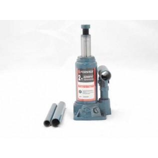 Домкрат бутылочный Forsage T90204 2 т с клапаном (h min 150мм, h max 278мм)