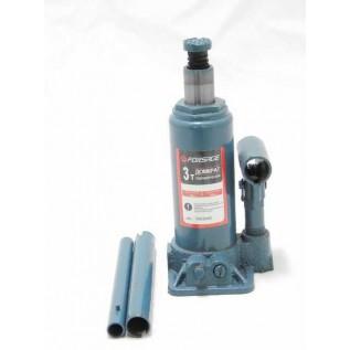 Домкрат бутылочный Forsage T90304 3 т с клапаном (h min 180мм, h max 350мм)