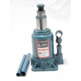 Домкрат бутылочный Forsage TF0602 с двумя штоками,  6т (h min 154мм, h max 354мм)