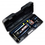 Домкрат подкатной Forsage TH22001C 2 т (h min 135мм, h max 385мм) в кейсе