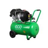 Компрессор ECO AE-502-22.1 (440л/мин, 8атм, поршневой, масляный, ресивер 50л, 220В, 2.2кВт)