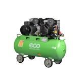 Компрессор ECO AE-704-22 (340л/мин, 8 атм., рес.70л, 2,2кВт/220В)