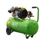 Компрессор ECO AE-705-1 (440л/мин, 8атм, 70л, 220В, 2.2кВт)