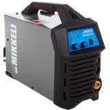 Полуавтоматический сварочный аппарат инверторного типа MIKKELI MIG/MMA-200e (+сварка электродом)
