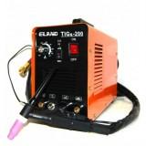Сварочный аппарат инверторного типа 2 в 1 для сварки типа TIG/MMA  ELAND TIGs-200