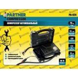 Компрессор автомобильный PARTNER PA-024 (18л/мин, 8А, 12V)