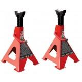 Подставка ремонтная Forsage TH56001B 6т(h min 400мм, h max 620мм) (к-т 2шт)