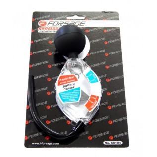 Ареометр для электролита со шкалой Forsage 68104