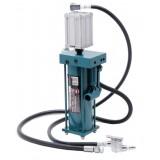 Станция гидравлическая Forsage F-0100-4A с пневмоприводом для пресса 10т (объем масла - 0.9л, давление - 630 bar)