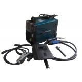 Сварочный инвертор-полуавтомат Forsage MIG/MMA250 (20-250А, электрод 1.6-4мм, проволока 0.6-1мм, 220В) с комплектом аксессуаров