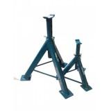 Подставка Forsage TRF31502 ремонтная механическая с фиксацией и упорными пятками 15т (h min-700мм,h max-980мм)