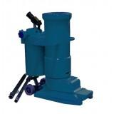Домкрат гидравлический Forsage TRJ7210  5/10т (высота подхвата: 10т - 30мм, 5т - 420мм; высота подъема: 10т - 260мм, 5т - 650мм )