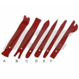 Комплект приспособлений для снятия облицовок панели 6ед. JTC-5625