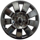 Колпаки колес универсальные Хром [80-1065C] - 15