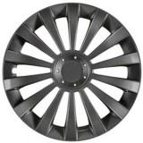 """Колпаки колес универсальные Meridian Black Chrome ring 14"""""""
