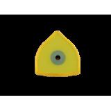 Насадка шлифовальная M7 QB-9320 треугольная для пневмоножа QK-111, QK-121