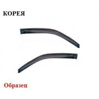 Дефлекторы окон боковых стекол клей (к-т 2шт)