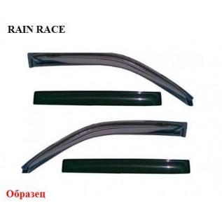 Дефлекторы окон боковых стекол клей (к-т 4шт)