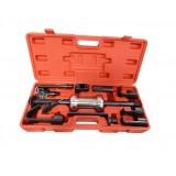 Набор для кузовного ремонта Partner PA-7017 (обратный молоток с насадками) 10пр.