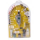 Пневмобормашинка с набором аксессуаров Partner PA-LX-016 134пр. блистер