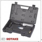 """Пневмотрещотка 68Нм с набором ударных головок 17пр. Rotake RT-5220K (9-19мм) 1/2"""""""