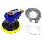 Пневмошлифмашинка эксцентриковая с пылеотсосом ECO ASP10-150V (150мм, 10000 об/мин, 180 л/мин)