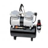 Миникомпрессор Rotake RT-096 безмасляный  Rotake RT-096 (ресивер 3.5л, производительность  40л/мин)