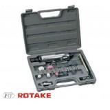 """Пневмобормашинка Rotake RT-1206K 22000 об/мин с набором камней 16пр. 1/4"""""""