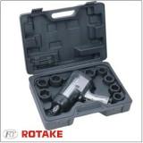 """Пневмогайковерт ROTAKE RT-5550K1 700Нм с набором ударных головок 13пр. (26-38мм) 3/4"""""""