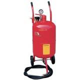 Передвижной пескоструйный аппарат напорного типа Torin Big Red TRG4012