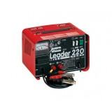 Пуско-зарядное устройство TELWIN LEADER 220 START,~230V/12-24V/20А пуск мах.180А(220) 807550